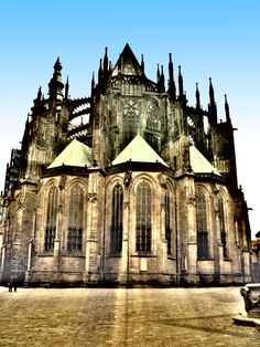 Cattedrale di Praga #Praga #viaggi #journey / seguici su www.cocoontravel.uk