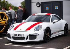 Porsche 911R by Roger Chan (@rchanphotography)