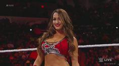 Nikki Bella Monday Night Raw 10/27/14