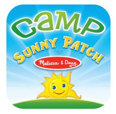 Introducing Camp Sunny Patch: All the fun of summer camp . . . right in your own backyard!