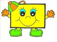 "Презентація "" Веселі геометричні фігури"" НУШ Alphabet Letter Crafts, Alphabet For Kids, Preschool Education, Preschool Crafts, Apple Clip Art, Mathematics Geometry, Kindergarten Art Lessons, Teaching Aids, Elephant Art"