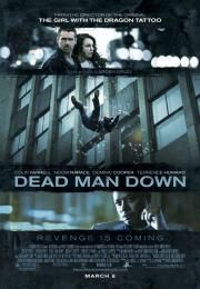 """Dead Man Down        Dead Man Down      Dead Man Down  Ocena:  6.50  Žanr:  Action Crime Drama Thriller  """"Revenge is coming.""""Victor a rising gangland player has infiltrated the crime empire run by ruthless kingpin Alphonse with the single purpose of making Alphonse pay for destroying his once happy life. As he meticulously orchestrates his vengeance from his high-rise home Victor watches and is watched by Beatrice a mysterious young woman who lives in the apartment across from his. On the…"""
