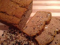 Low Carb Pumpkin Pound Cake... ...Recipe by George Stella...