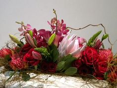 Flower arranging - Making art of nature…
