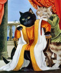 """""""Othello (William Shakespeare)"""" par Susan Herbert 27. Яго начинает убеждать Отелло в том, что [невинная] Дездемона изменила ему с Кассион. «Отелло»"""