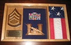 US+Army+Shadow+Box++customizable+&+unique+by+FullMedalJacket,+$225.00