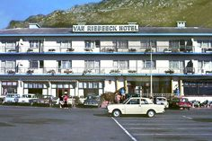 Van Riebeeck Hotel, Gordons Bay , Nov.1971. | Photo;Mike Wan… | Flickr Cape Town South Africa, Tactical Survival, Most Beautiful Cities, Africa Travel, Vintage Photography, Homeland, Old Photos, Childhood Memories, Landscape Photography