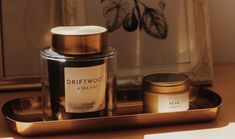 Somas Studio Irish candles. A collection of luxury scented natural soy candles handcrafted in Cork, Ireland.