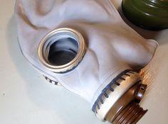 Vintage Gas Mask GP-5 Made In Ussr For Civil Or by BestVintage4You