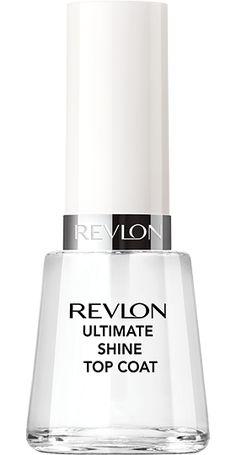 NEW Revlon Ultimate Shine top Coat™. GEL-LIKE SHINE. .