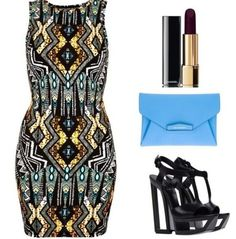 topshop printed sleeveless bodycon dress « Bella Forte Glass Studio