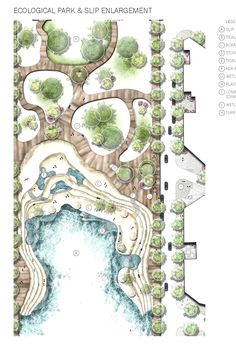 watch ec7c5 a59b6 Landscape Architecture Portfolio  BLA 2016 by Lindsey White - issuu  LandscapeDesign Architecture Master Plan