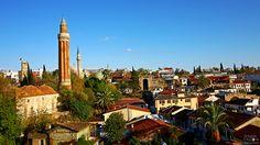 ANTALYA CITY ZONE-FOTOĞRAF -ŞEREF BAYRAM-YİVLİ MİNARE