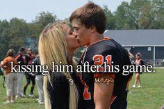 Football girlfriend <3
