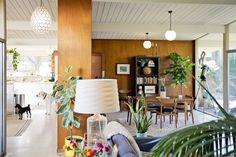 Hope and Pete's Bohemian Modern Abode House Tour | Apartment Therapy