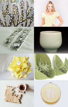 Early by Maya on Etsy--Pinned with TreasuryPin.com a pale spring collection
