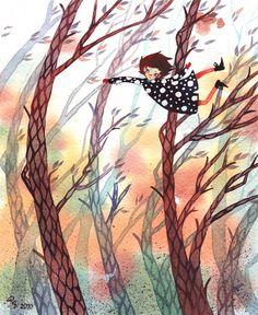 """Windy Day"" by Riikka Auvinen"