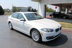 2014 Bmw 5Series 528ixDrive AWD 528i xDrive 4dr Sedan Sedan 4 Doors White for sale in Schererville, IN Source: http://www.usedcarsgroup.com/used-bmw-for-sale-in-schererville-in