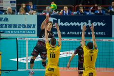 Volley A1/M, Road to Final Four!