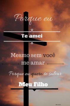 A loucura da Cruz.  Deus não nos salva dor, mas na dor. Deus não nos salva da Cruz, mas na Cruz.