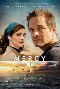 The Mercy | #TheMercy #ColinFirth #RachelWeisz