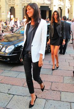 A FRENCH LESSON- Emmanuelle Alt - Mark D. Sikes: Chic People, Glamorous Places, Stylish Things