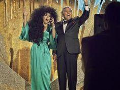 H&M MET L'AMBIANCE AVEC LE DUO LADY GAGA ET TONY BENNETT • Hellocoton.fr