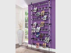Un meuble amovible qui accueille 90 paires de chaussures - Rangement pour chaussures