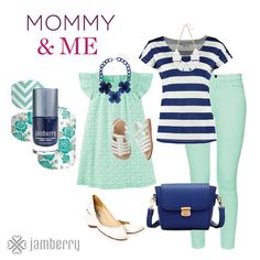 Mommy & Me | by jamberryHomeOffice