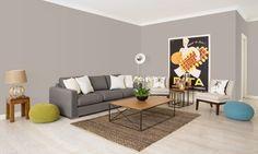 Lounge paint
