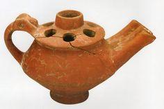 Hititte,jug with tree spouted, Kültepe (Tahsin Özgüç) (Erdinç Bakla archive)