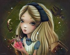 shannon bonatakis Alice In Wonderland
