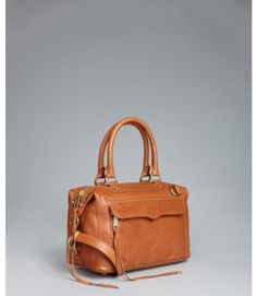 Rebecca Minkoff mini MAB satchel - luggage