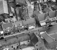 Aerial View of Bartholomew Street - 1928