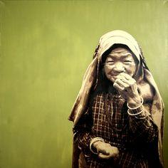 Old Woman   Martin Whatson