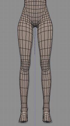 いつの間にか7月になっていて本気でカレンダーを二度見しました…。 股関節を修正したりしていて進みが遅いですが今回は足を... Modelos Low Poly, Modelos 3d, 3d Model Character, Character Modeling, Character Concept, 3d Modellierung, Face Topology, Character Turnaround, Polygon Modeling