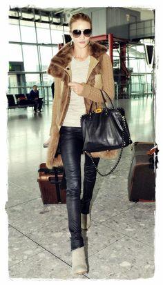 rosie whiteley faux fur coat