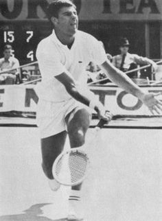 Butch Bucholz, Jr.  Professional tennis player in 1950's and 60's.  Member of International Tennis Hall of Fame.