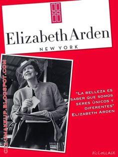 Makeup: Frase del Día / Quote Of the Day: Elizabeth Arden