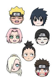 Naruto Sd, Naruto Shippuden Sasuke, Anime Naruto, Naruto Comic, Wallpaper Naruto Shippuden, Naruto Cute, Naruto Wallpaper, Naruto Teams, Otaku Anime