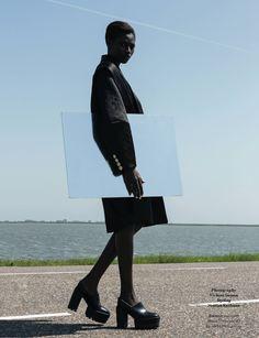 fashion photo african woman,photo by viviane sassen
