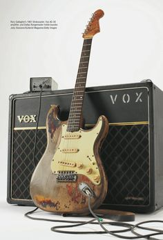 Fender and Vox. The perfect combination.