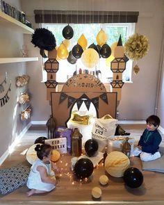 Eid Corner, My 1st Masjid, Eid Decorations, Ramadan Decor, NillyDahlia Muslim Parenting Vlogger