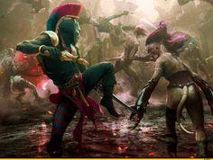 Warhammer-40000-фэндомы-Harlequin-Craftworld-Eldar-1901390.jpeg (2048×1535)