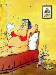 Funny adult cartoon pics