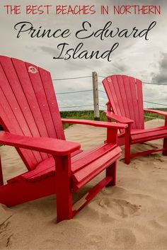 With of coastline, you're never too far from a beach while exploring Prince Edward Island. Here are some of the best beaches on PEI's north shore. Visit Canada, O Canada, Canada Travel, Canada Trip, Parks Canada, Discover Canada, Canada Destinations, Canada Holiday, Atlantic Canada