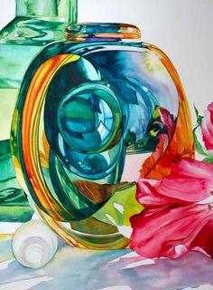 Art Gallery of Joyce Faulknor Watercolor Paintings Action Painting, Painting & Drawing, Watercolor Illustration, Watercolor Paintings, Watercolours, Hyper Realistic Paintings, Still Life Art, Pastel, Love Art