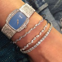 Be proud to wear Piaget on your wrist!