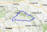 Výlet do Polských Krkonoš - Distance: 339.94 km - Elevation: 2110 hm - Location: Jemníky / Mladá Boleslav / Česko