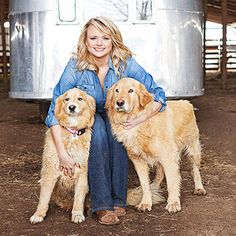 Miranda Lambert to the Rescue: When she's not on tour, country music star Miranda Lambert is busy saving -- and sometimes taking home -- dogs in need.